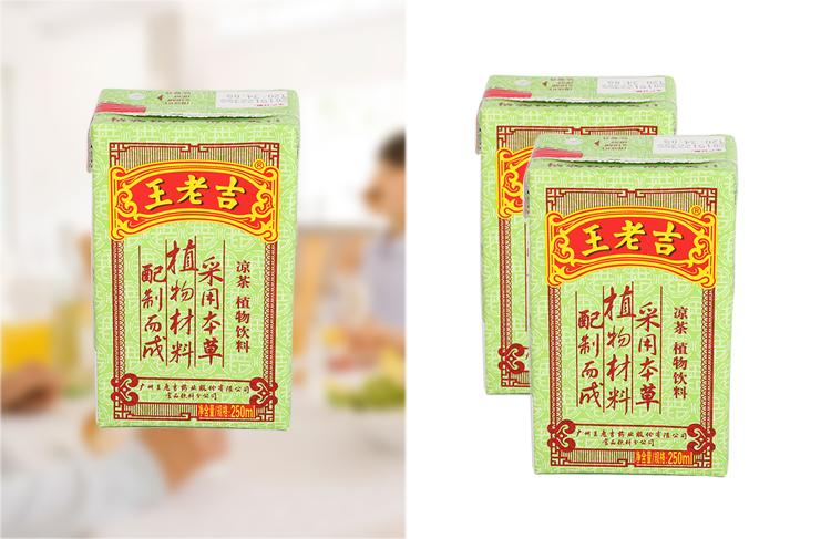 王老吉凉茶植物饮料250ml*12/箱 品牌:王老吉 类型:凉茶 包装:箱装图片