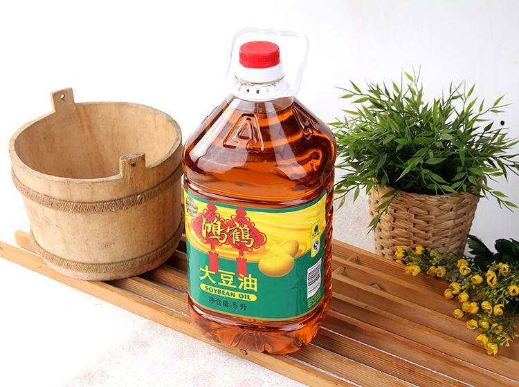 鸿鹤大豆油三级5l【价格,正品,报价】-飞牛网